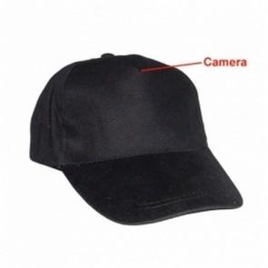Wearing Class Hidden Spy Camera - 2.4GHz FM wireless Hat Hidden Camera