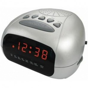 Motion Detection Clock Camera Recorder - Motion Detection Wireless FM Radio LED Desk Clock Camera DVR Support 32GB SD Card