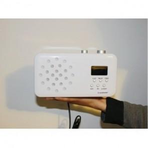 Alarm Clock Radio Hiden HD Spy Camera DVR - Surveillance Security Alarm Clock Radio Hidden HD Spy Camera DVR 16GB for House Security