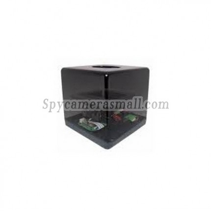 Toilet Roll Box covert Camera Support TF card capacity up to 16GB