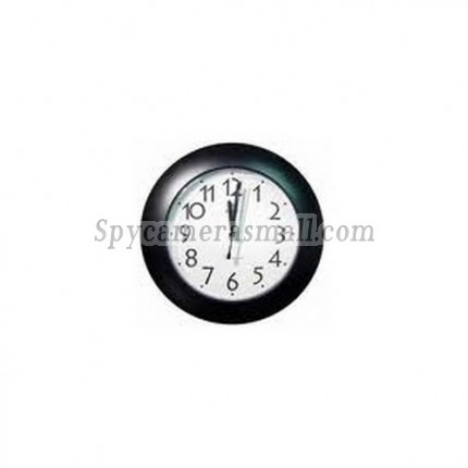 Motion Detection Clock Camera Recorder - Wall Clock Color Hidden Surveillance Camera DVR Support 16GB SD Card