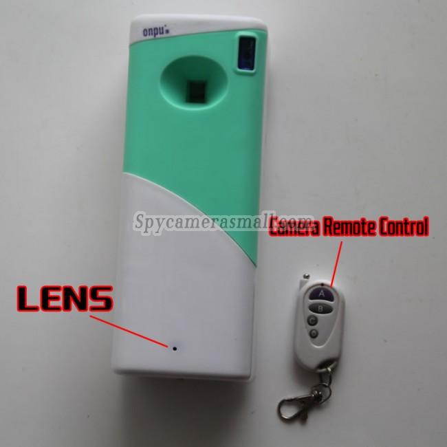 Câmera Escondida de Purificador de Ar 1080P DVR Full HD 32G com detector de movimento melhor camaras escondidas