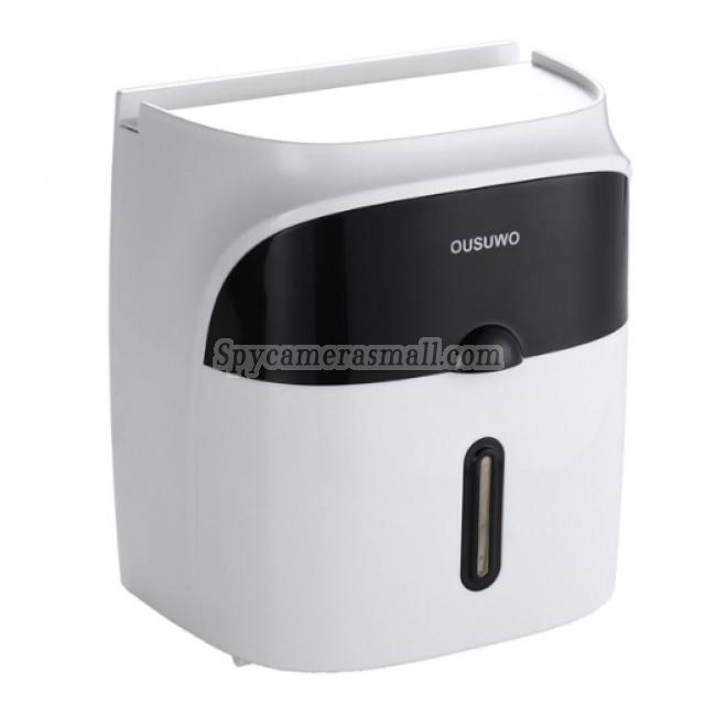 Spy Toilet Paper Box Camera New One Toilet Camera HD Motion Detection Bathroom Hidden Spy Camera DVR 32GB