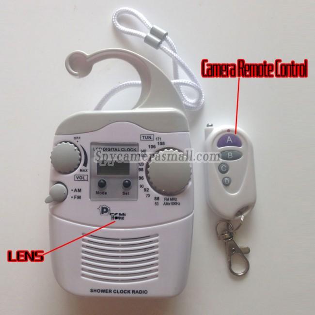 micro câmera no banheiro de rádio 1080P DVR Full HD 32G com detector de movimento melhor camaras escondidas