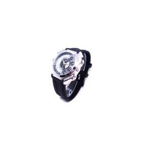 HD hidden Spy Watch Cam - Waterproof IR Night Vision HD Wristwatch Camera with 16GB Internal Memory