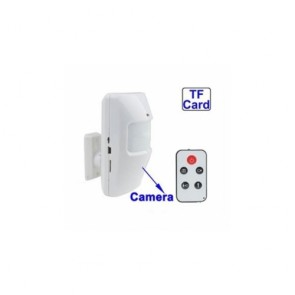 spy cam - Hidden Surveillance DVR With Remote Control Motion Detection Voice Record